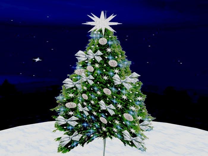 Blinking Christmas Tree 57