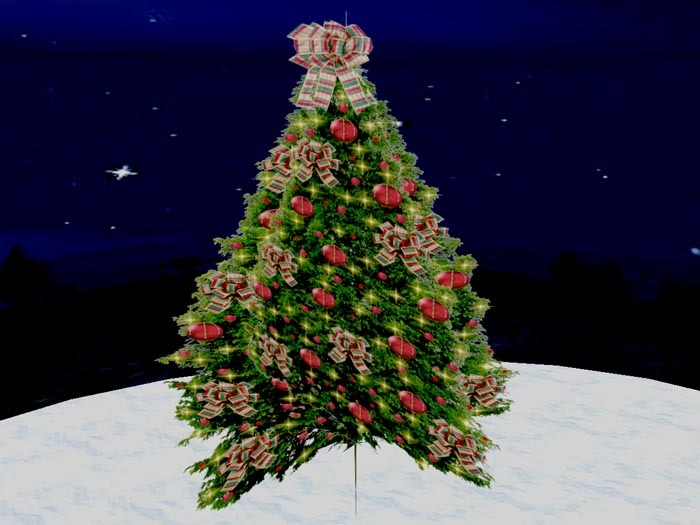 Blinking Christmas Tree 59