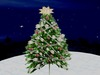 Blinking Christmas Tree 62