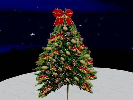 Blinking Christmas Tree 63
