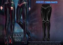 A&Y Aeon Cyber Pants - Black