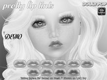 ~Dollypop~ Pretty Lip Tints BOM & Omega Freebie Demo
