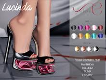 *elise* - Lucinda | MAITREYA BELLEZA SLINK LEGACY