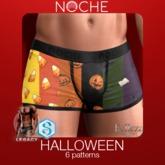 NOCHE. Halloween Boxer Briefs