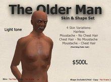 DM Older Man Skin & Shape Set - Light