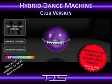 TIS Hybrid Dance Machine Club