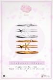 Swan Alphabet Rings Gold - K