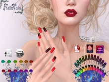 HallNail  Nails and Lips pizzo