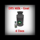 DFS TEXTURE - DFS Milk - Goat