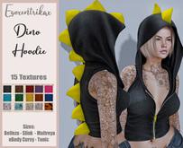 ::EGO - Dino Hoodie:: 15 Textures