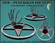 SSM - Pentagram Fountain