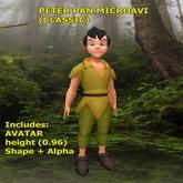PETER PAN MICROAVI CLASSIC