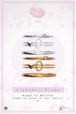 Swan Alphabet Rings Gold - O