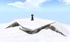 Cliff winter 02