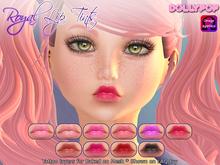 ~Dollypop~ Royal Lip Tints - Baked On Mesh & Omega