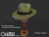 Ohana Fedora Guac (WEAR TO UNPACK)