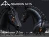 Abaddon arts   tpet   roadrunner mane 1