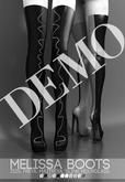 DEMO - Pure Poison - Melissa Boots