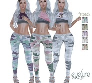 Eyelure Camo Sweats with Fatpack HUD