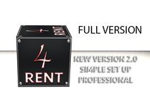 @ RentBox Easy Complete Rental System (Version 2.0)