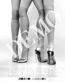 DEMO - Pure Poison - Isa Boots