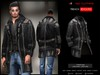A&D Clothing - Trench -Revolted- Ebony