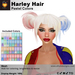 A&A Harley Hair Pastel Colors, boxed
