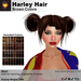 A&A Harley Hair Brown Colors, boxed