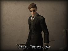 [P.0.E] - Cabal Trenchcoat
