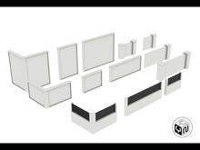 .:YN:. Construiction Set Wall 01