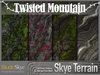 Skye twisted mountain