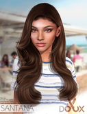 DOUX - Santana hairstyle [BLOGGER PACK]