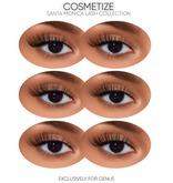 Cosmetize / Santa Monica Lash Collection / Genus