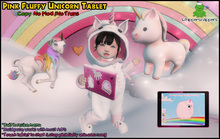 ! Whippersnappers ! - Pink fluffy unicorn tablet