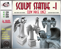 Angel Sculpt Statue 1(box) by **aVISTYLe** (Low Price Line) - for FULL PERM !! + TEXTURES