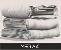 [Merak] - Blankets Stack