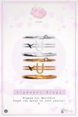 Swan Alphabet Rings Gold - U