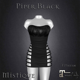 **Mistique** Piper Black (wear me and click to unpack)