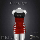 **Mistique** Piper Red (wear me and click to unpack)