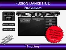 TIS Fusion Singles & Couples Dance HUD/Chimera Pro