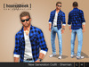 Complete Outfit - Sherman - Signature, Belleza, SLink, Classic Avatar