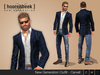 Complete Outfit - Carvell - Signature, Belleza, SLink, Classic Avatar