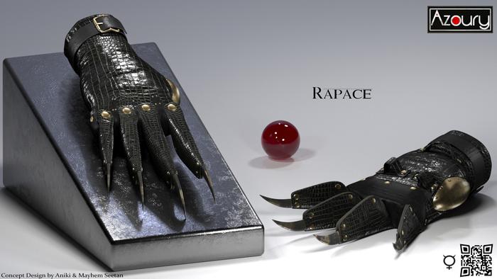 AZOURY - Rapace Hand
