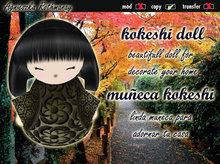 kokeshi A