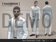 [ hoorenbeek ] NG Outfit - BOX - Ted - DEMO