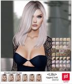-FABIA- Mesh Hair   < Lilis> Blond