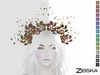 Zibska ~ Sammy Color change headpiece and orbit