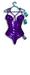 [Stargazer Creations] Asany Body Suit - Tourmaline