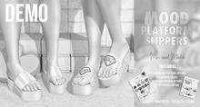 EVIE - Mood Platform Slippers DEMO