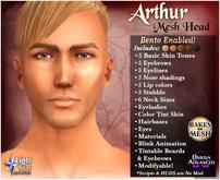 *LightStar-Mesh Head-Arthur